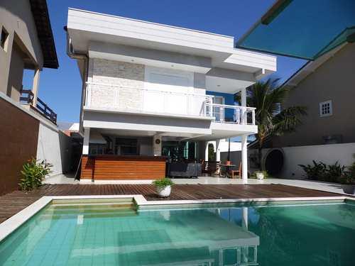 Casa, código 4220 em Guarujá, bairro Acapulco