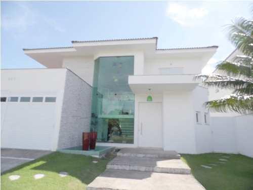 Casa, código 4224 em Guarujá, bairro Acapulco