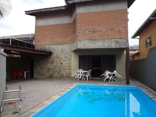Casa, código 4228 em Guarujá, bairro Balneário Cidade Atlântica