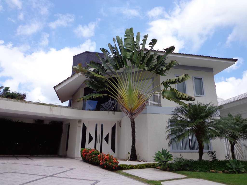 Casa em Guarujá, bairro Acapulco