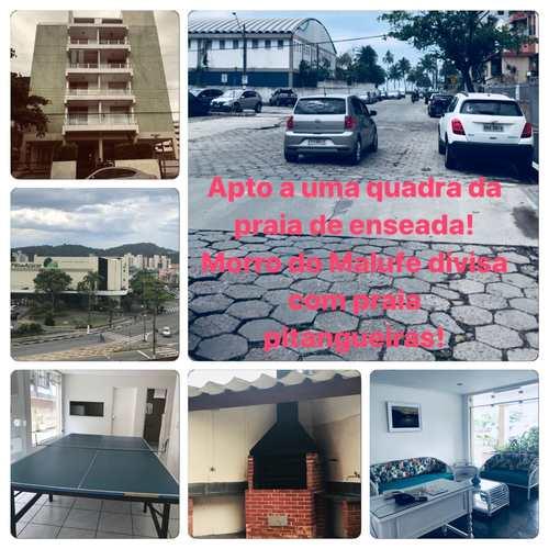 Apartamento, código 4236 em Guarujá, bairro Jardim Tejereba