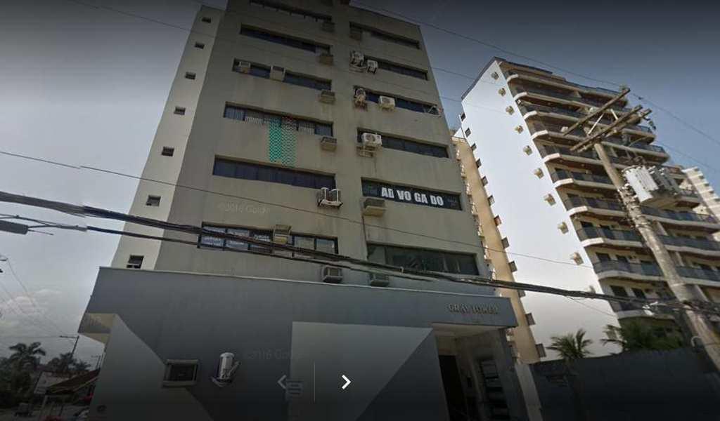 Sala Comercial em Guarujá, bairro Jardim Três Marias