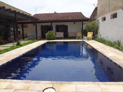 Casa, código 4264 em Guarujá, bairro Balneário Praia do Pernambuco