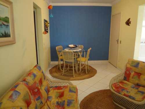 Apartamento, código 4266 em Guarujá, bairro Jardim Praiano