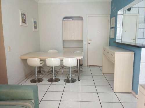 Apartamento, código 4268 em Guarujá, bairro Jardim Vitória
