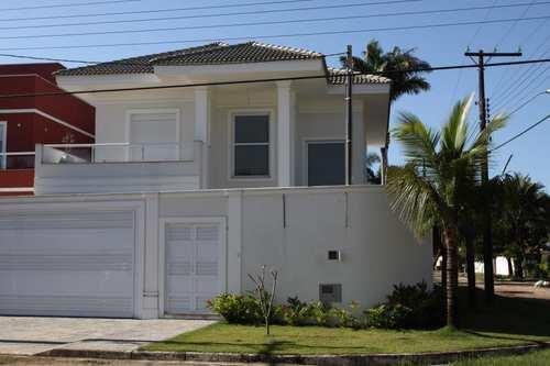 Casa, código 4270 em Guarujá, bairro Balneário Praia do Pernambuco