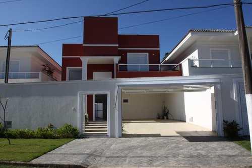Casa, código 4271 em Guarujá, bairro Balneário Praia do Pernambuco