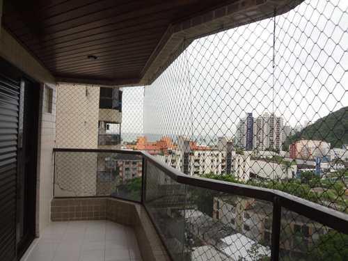 Apartamento, código 4282 em Guarujá, bairro Vila Júlia