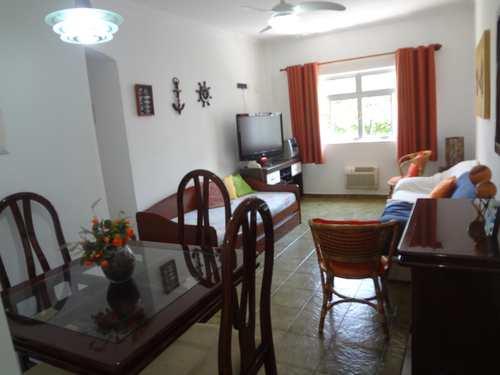 Apartamento, código 4284 em Guarujá, bairro Jardim Praiano