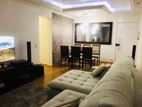 Apartamento, código 4290 em Guarujá, bairro Vila Maia