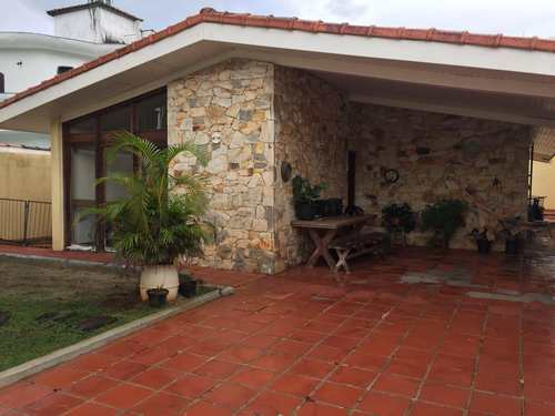 Casa, código 4295 em Guarujá, bairro Balneário Cidade Atlântica