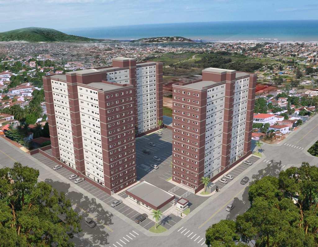 Área em Guarujá, bairro Jardim Vitória