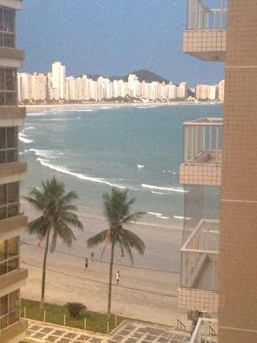 Apartamento, código 4314 em Guarujá, bairro Astúrias