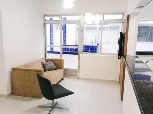 Apartamento, código 4315 em Guarujá, bairro Balneário Guarujá