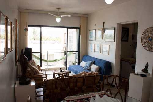 Apartamento, código 4322 em Guarujá, bairro Loteamento João Batista Julião