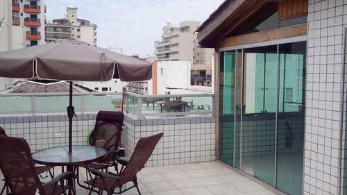 Cobertura, código 4332 em Guarujá, bairro Loteamento João Batista Julião