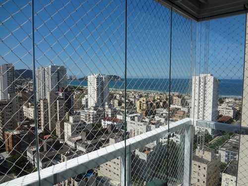 Apartamento, código 4334 em Guarujá, bairro Jardim Vitória