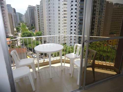 Apartamento, código 4342 em Guarujá, bairro Barra Funda