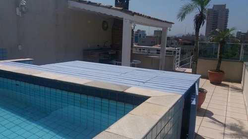 Cobertura, código 4348 em Guarujá, bairro Jardim Praiano