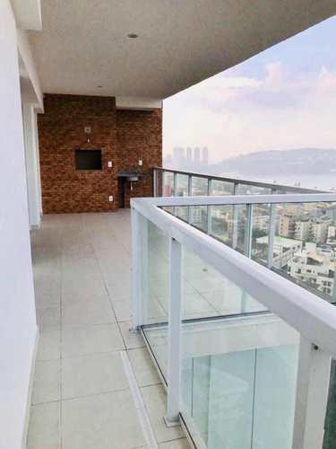 Apartamento, código 4353 em Guarujá, bairro Jardim Enseada