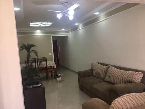 Apartamento, código 4355 em Guarujá, bairro Enseada