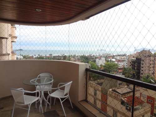 Apartamento, código 4386 em Guarujá, bairro Enseada