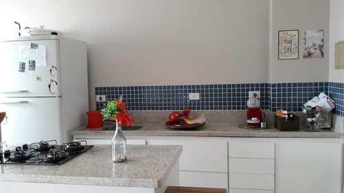 Apartamento, código 4388 em Guarujá, bairro Jardim Três Marias