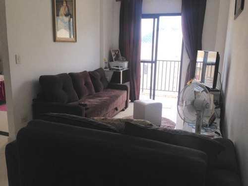 Apartamento, código 4393 em Guarujá, bairro Jardim Três Marias