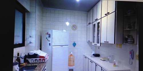 Apartamento, código 4421 em Guarujá, bairro Jardim Tejereba