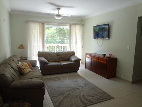 Apartamento, código 4446 em Guarujá, bairro Morro do Maluf