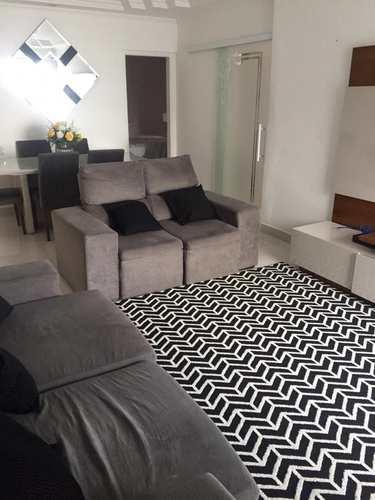 Apartamento, código 4456 em Guarujá, bairro Pitangueiras