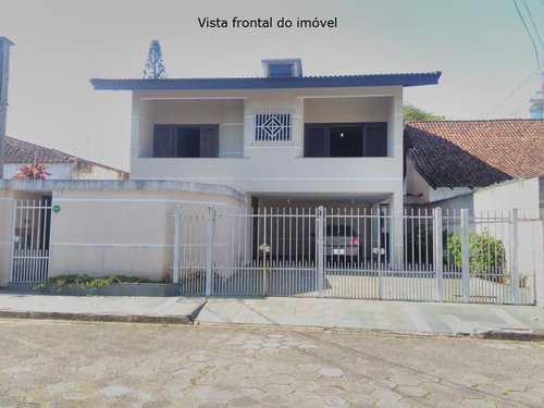 Casa, código 4458 em Guarujá, bairro Enseada
