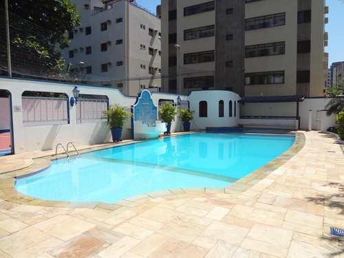 Apartamento, código 4459 em Guarujá, bairro Enseada
