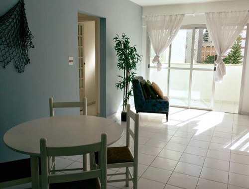 Apartamento, código 4463 em Guarujá, bairro Pitangueiras