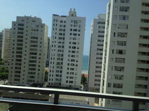 Apartamento, código 4464 em Guarujá, bairro Centro