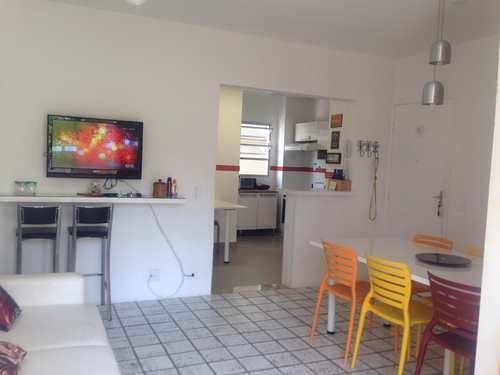 Apartamento, código 4504 em Guarujá, bairro Centro
