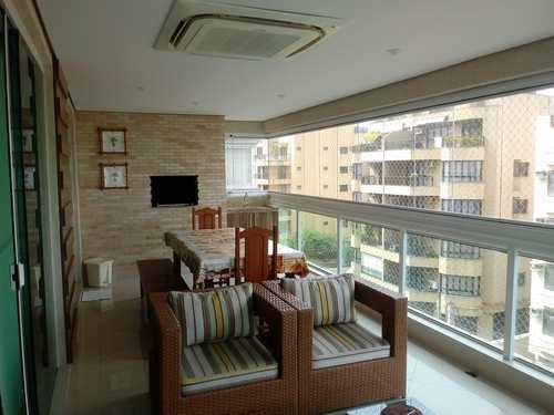 Apartamento, código 4521 em Guarujá, bairro Enseada
