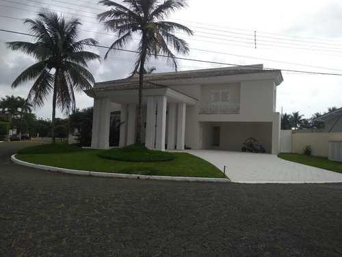Casa, código 4532 em Guarujá, bairro Acapulco