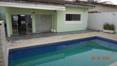 Casa, código 4556 em Guarujá, bairro Enseada