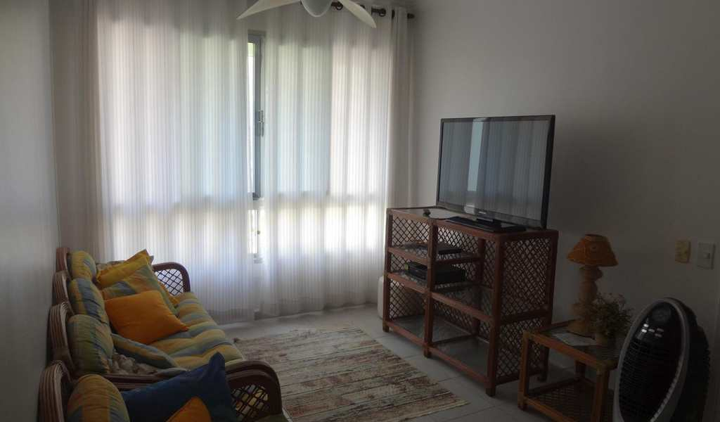 Apartamento em Guarujá, bairro Jardim Praiano
