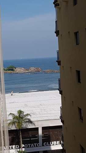 Apartamento, código 4605 em Guarujá, bairro Centro