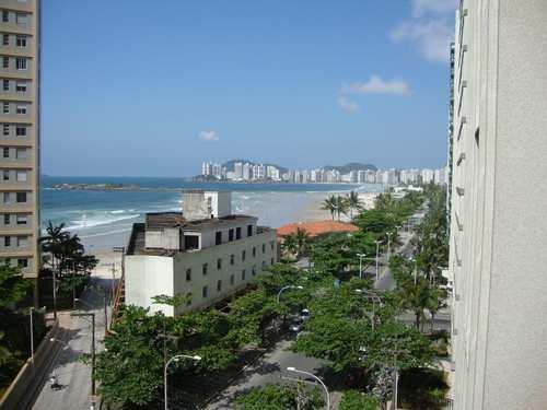 Apartamento, código 4629 em Guarujá, bairro Pitangueiras