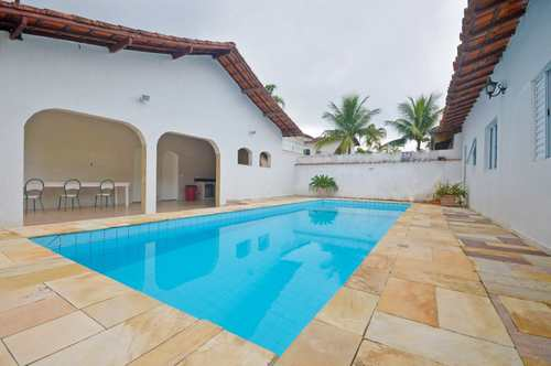 Casa, código 4651 em Guarujá, bairro Acapulco