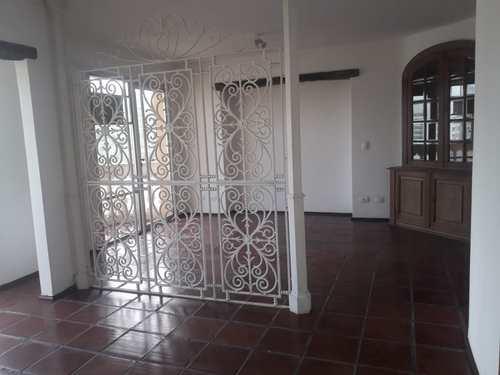 Apartamento, código 4711 em Guarujá, bairro Pitangueiras