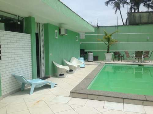 Casa, código 4758 em Guarujá, bairro Enseada