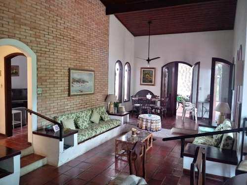 Casa, código 4782 em Guarujá, bairro Jardim Virgínia