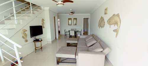Casa, código 4799 em Guarujá, bairro Enseada