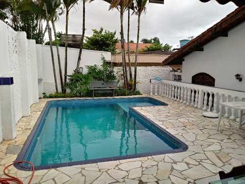 Casa, código 4809 em Guarujá, bairro Enseada