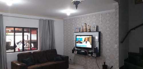 Casa, código 4836 em Guarujá, bairro Vila Santa Rosa