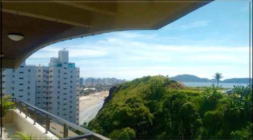 Apartamento, código 4837 em Guarujá, bairro Morro do Maluf